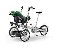 Taga moeder fiets / kinderwagen in 1